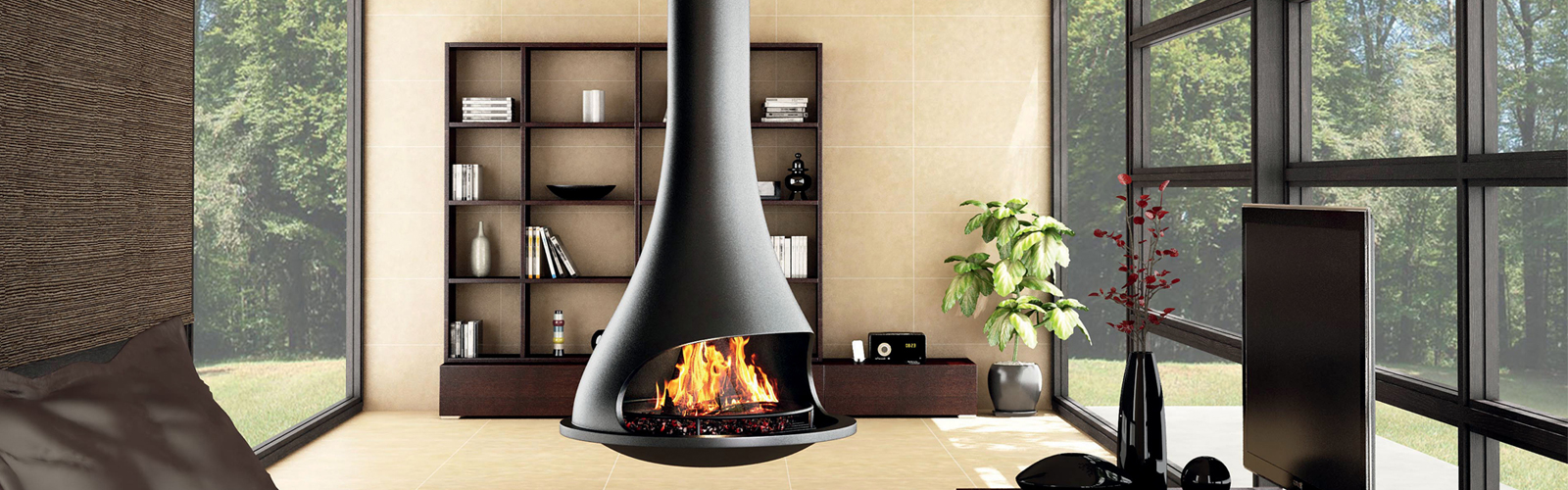 freestanding fireplace alpha gas standing products andirons round free fireplaces natural arched insert vent direct