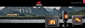 Jotul Get in on the Change