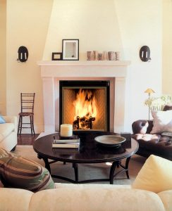 Fireside Chat with Hubert's Fireplace Consultation + Design about what goes into the design and installation of your wood burning fireplace