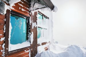 Cold weather can put a real damper on your gas fireplace - a blog post by Hubert's Fireplace Consultation + Design in Ottawa, Canada