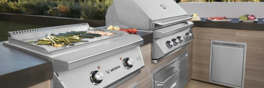 Twin Eagles Outdoor Kitchens at Hubert's Fireplace Consultation + Design in Ottawa, Canada