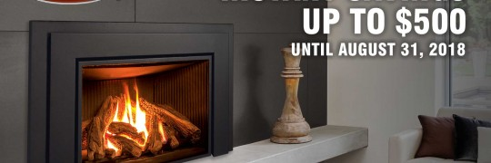Enviro Fireplaces Sale at Hubert's Fireplace Consultation + Design in Ottawa